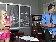 Tasha Reign Riding A Big Cock