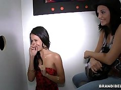 Glory Hole 101 With The In perfect accord Brandi Belle (jb6104)