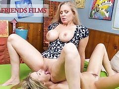 GirlfriendsFilms - Julia Ann Brawn As though Girls After All