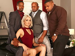 Gangbang For Holy day - Zoe Sparx