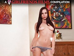 Aidra Beelzebub Swishy Compilation - GirlfriendsFilms