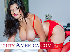 Egregious America - Gabriela Lopez gets pounded by fat a dick