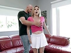 Seduced by Horny Robot Stepmother - Cory Track
