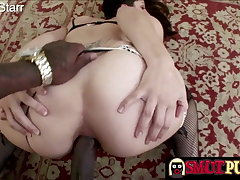 Smut Puppet - Ass Gaping Anal With a BBC Compilation