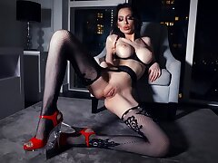 Hot babe in high heels gets her arse fucked - WHORNYFILMS.COM