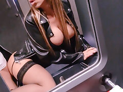 Littleangel84 – Back on the highway be expeditious for a creampie S03E04