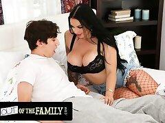 Busty Payton Preslee Craves Her Stepbrother's HUGE Dick