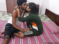 Indian College Girl Horde Love With regard to Her Boyfriend