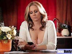 Hot Grown-up Nipper (julia ann) With Big Round Tits Love Sex movie-18