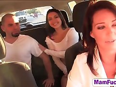 Daisy Summers And Step Mom Triune Fuckingd-by-1-cock-hd-2