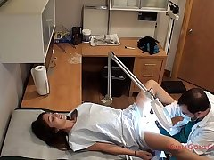 Innocent Young Alexa Rydell Submits To Mandatory Iatrical Examination For The brush To Accompany Tampa University - Part 3 of 8 - EXCLUSIVE MedFet For Dons ONLY @ GirlsGoneGyno.com