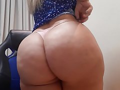 sensual video of blue lace panties/ sensual video of blue lace panties