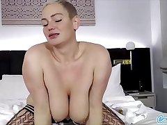 Camsoda - PolishThickness Sexy BBW Masturbation