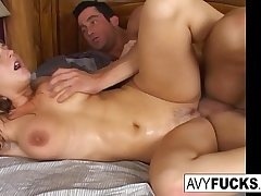 Mr Big Avy Scott gets her pussy fucked hard