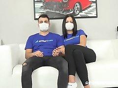 The horny couple is not pusillanimous of coronavirus