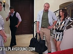(Sabina Rouge, Ivy Lebelle) -  Harbour The Night Scene 1 - Digital Playground