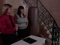 Ashlynn Leigh, Ava Devine Threesome