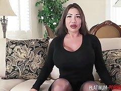 Ava Devine hypnotized earn anal masturbation